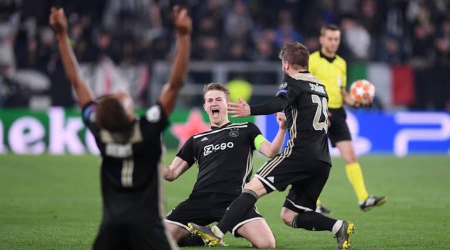 97cf488a3f826 El Ajax dio el golpe en la mesa y eliminó a la Juventus