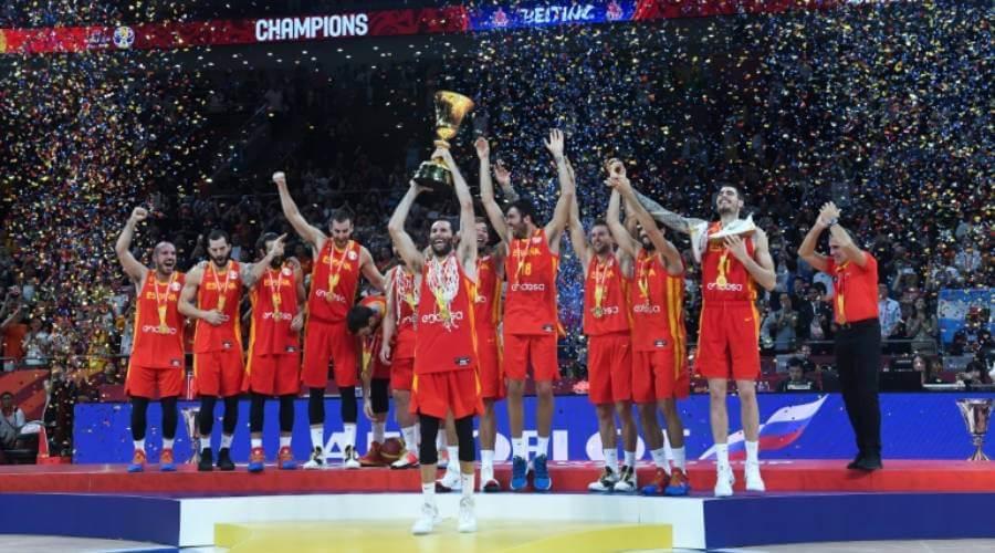España derrotó a Argentina y logró su segundo título mundial